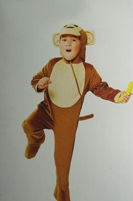 Infant Toddler Monkey Halloween Costume Outfit 12 24 Months Banana Funny - Banana Infant Costume