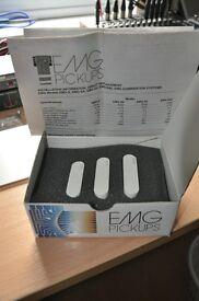 EMG-S Pickup set for Stratocaster.