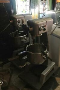 30 qrt Hobart dough mixer ( like new ! ) with attachments ( 2 avaiable for only $2695 each ! Save $$ thousands can ship