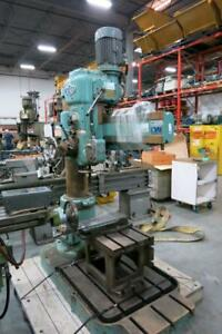 MAS YR2 Radial Drilling Machine