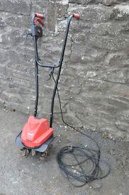 Mowerland Mains Electric Tiller (Rotavator) - Modified