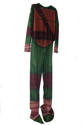 Boys Teenage Mutant Ninja Turtles Leonardo Halloween Costume Shell Large 12 NEW - Halloween Costume Ninja Turtle Shell
