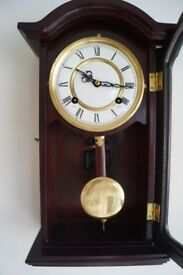 Chiming Wall Clock - Key Wound