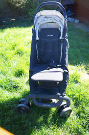 Nuna Pepp Luxx Stroller in Black