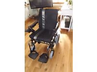 Electric Wheelchair as new. Just reduced in price.