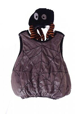 Baby Infant Kids Boys Toddler Spider Web Halloween Costume Hat Cute NEW NWT