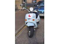 Aprilia Habana Custom 50cc scooter