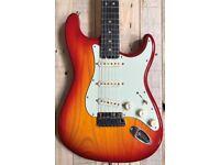 Fender American Elite Stratocaster Cherry Burst - Mint Condition