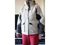Foul weather sailing jacket Aigle, Size UK10