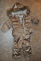 Girl 18-24 month Gap Down Filled Winter Jacket and Ski Pants