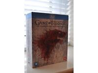 blu ray box set game of thornes season 1 and 2