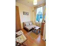 SHORT LET!!! Good size studio in West Kensington for £420 per week