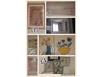 Chic interior accesories. Canvas and more