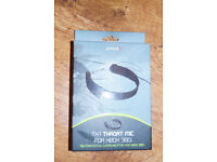Brand New in Box Gioteck TX-1 Military Style Throat Mic for Xbox 360 NEW