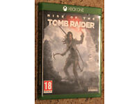Rise of the Tomb Raider - for Xbox One