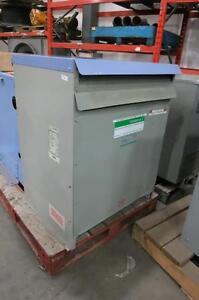 MIRUS Transformer, 150 kVA, 600-208/120