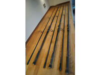 3 CENTURY NG CARP RODS 12FT 2.75LB T/C DELIVERY AVAILABLE FISHING RODS ROD