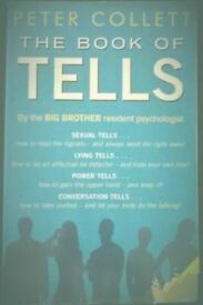 Book Of Tells (Paperback) by Peter Collett (Author)