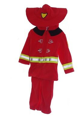 Carters Baby Firefighter Fireman Purim Halloween Costume 3 9 12 18 24 Months NEW ()