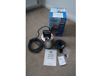 Garden Pond Pump & UV Filter 10,000lph