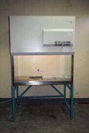 HERAEUS Herasafe HS 12 CLASS 2 Biological Safety Cabinet Fume Hood Biohazard