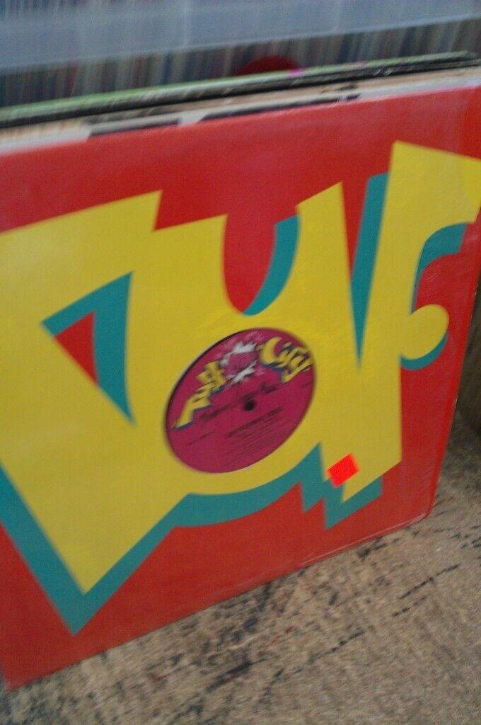 job lot 10 x oldschool rap hip hop vinyl 12