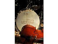 Drummer wanted for high-end band progressive-folk-rock-pop