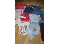 Girls clothes age 4-6 yrs