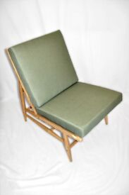 Vintage Retro 60's Ercol Modular / Lounge Chair / Armchair (model 427) - As New - Fully Renovated