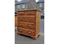 quality robbs of hexham solid pine farmhouse chest of drawers