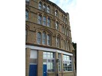 A 1 Bed Third Floor Flat to Rent in City Center Dewsbury- Nelson Street- WF13 1NA- No Bond!