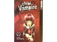 Manga - Chibi Vampire