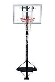 Q4 Arena Portable Basketball System - BNIB