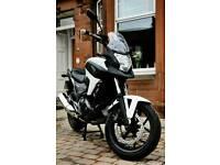 Honda nc750x low miles