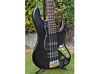Bargain!! Sandberg California TM4 Bass Guitar (Previously owned by Jay James BFMV)