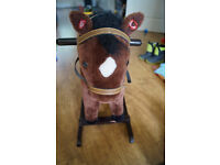 Rocking Horse -suitable from 12 months.