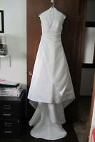 Wedding Dress - Petite Size 3 - LOCAL PICKUP ONLY!