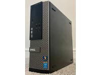 DELL OPTIPLEX ULTRA SMALL PC COMPUTER I3 8GB RAM 500GB HDD WINDOWS 10 OFFICE 16
