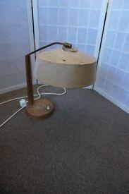 Original East Germany (GDR) Lamp