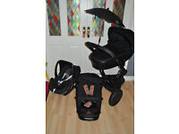 Limited edt Quinny Buzz travel system & Maxi cosi