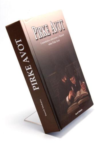 Pirke Avot: Comentarios, Reflexiones y Relatos. Etica de nuestros Padres