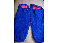 Kids' sleeping bags