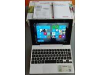 Toshiba Click Mini 2in1 tablet (32GB, 2GB). Excellent Condition. Perfect Present!
