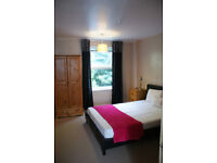 Fully furnished two bedroom flat to rent - £775 pcm near General Hospital