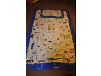 kids bedding - single bed - beautiful duvet cover