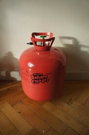 Helium Balloon Cylinder - Perfect Condition