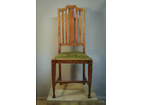30s Oak Dining Chairs