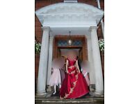 Indian/Asian wedding dress