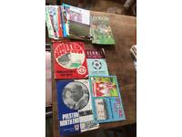 30 rare vintage 1970's Utd and various football programmes