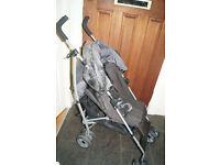 Mamas&Papas Tour Buggy with Raincover Ideal For Holidays